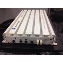 Módulo Amplificador De Som Poweracoustik Usa 1000 Watts