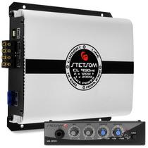 Modulo Amplificador Cl950 Hf + Mixer Ma 1200 Kit Propaganda
