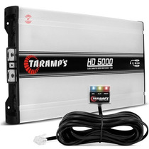 Modulo Taramps Hd 5000 Amplificador Hd5000 De 5997w - 2 Ohms