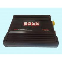 Módulo Amplificador Boss 2600 Watts Mono P/ Subwoofer Novo