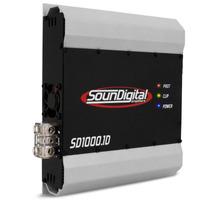 Modulo Soundigital Sd1000 1000w Rms Amplificador Potencia