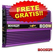 Modulo Booster Ba610gx 800w Rms 4 Canais Stereo E Mono