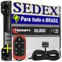 Módulo Amplificador Taramps Hd-1600 +controle Tlc-3000 Sedex