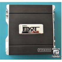 Modulo Amplificador Dat Pr500 1 Canal 500w Mono Classe D