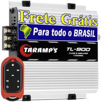 Módulo Amplificador Taramps Tl-900 300w + Controle Tlc-3000