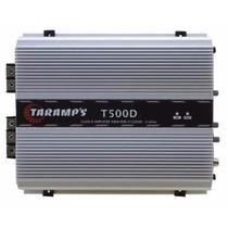 Modulo Taramps T500 Digital 1 Canal T 500w Rms