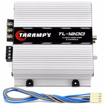 Modulo Taramps Tl1200 Digital 260w Rms 2 Canais - Original