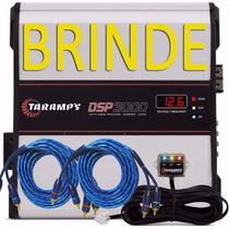 Modulo Amplificador Taramps Dsp 3000 Digital 3592w Rms