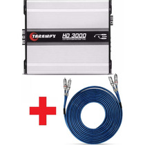 Taramps Hd 3000 Modulo 3000w Rms 1 Canal 1 Ohms Amplificador