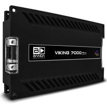 Modulo Banda Viking 7000w Rms 1 Ohms Amplificador Digital