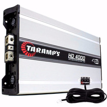 Modulo Amplificador Taramps Hd4000 Hd 4000w Rms 2 Ohm