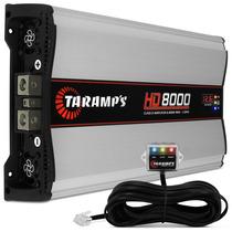Modulo Taramps 8000w Rms P/ Eros Hammer Ultravox Oversound