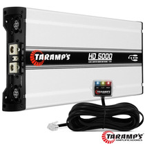 Módulo Amplificador Taramps Hd 5000 5000w Rms 1 Ohm Mono