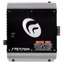 Modulo Amplificador Stetsom 2k5 Eq 2620w Rms Digital Mono