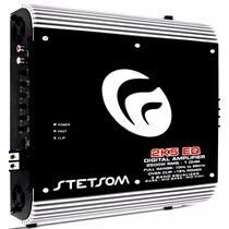 Modulo Stetsom 2k5 Eq 3200w Rms1 Ohms Mono Amplificador