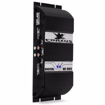 Modulo Amplificador Digital Corzus Hf404 400w 4 Canais Som