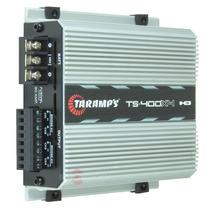 Potência Taramps Ts-400x4 Amplificador Digital 4 Canais 400w