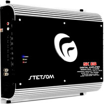 Modulo Stetsom 5k Eq Amplificador 5000w Rms 1 Ohm Mono 1 Ch
