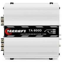 Modulo Taramps Ta 800d 800w Rms 1 Canal 2 Ohms Amplificador