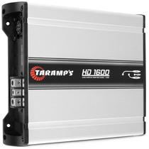 Modulo Amplificador Taramps Hd 1600 1 Canal 1600w Rms Mono