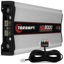 Amplificador Taramps Hd8000 -1 Ohms