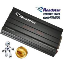 Modulo Roadstar Power One Rs-4510mp 2400watts Pronta Entrega