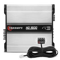 Modulo Taramps Hd 1600 Rms Hd1600 Amplificador 2 Ohm Digital