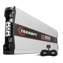 Módulo Amplificador De Potencia Taramps Hd 10000w Rms 1 Ohm