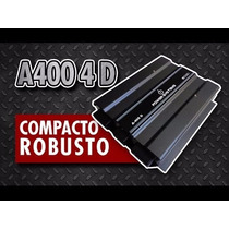 Amplificador A400 D - 4 Canais Power Systems Fg