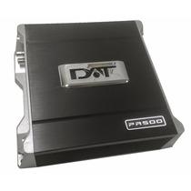 Amplificador Dat Pr500 Mono -500rms - 1 Canal