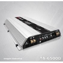 Módulo Amplificador Digital Taramps 1 Canal Ta-6500d 1 Ohm