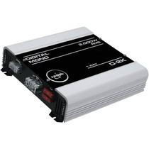 Modulo Amplificador Som Boog D2k 1 Canal 2000w Rms 2 Ohms