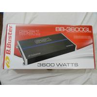 Módulo Amplificador Ss1 B.buster-3600gl 1200 Rms Mosfet Ab
