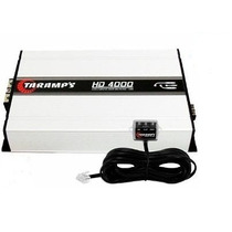 Módulo Amplificador Dig. Taramps Hd 4000 Rms 1 Canal 1 Ohm