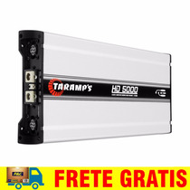 Modulo Taramps Hd5000 5000 W Rms Amplificador 1 Canal 1 Ohms