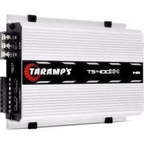 Modulo Taramps Ts400 4 Canais Digital 400w Rms Stereo 2 Ohms