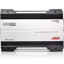 Módulo De Potência Booster Ba-2200.4 3000w