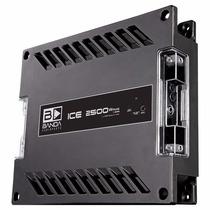 Módulo Amplificador Banda Audioparts Ice 2500 1 Ohm