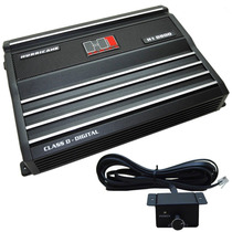 Módulo Amplificador Digital H1 D800 1ch 800 Wrms Hurricane
