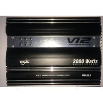 Módulo E Amplificador Ess V-12 4ch 2000w
