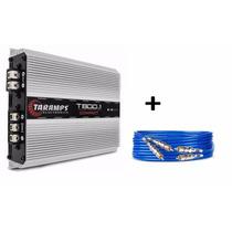 Modulo Taramps T800.1 Compact 1 Canal 800w Rms Mono +rca 5m