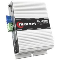 Módulo Potência Taramps Tl600 150w Rms 2 Canais Amplificador