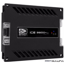 Modulo Banda Amplificador 3500 Vx Ice Digital 1 Ohm