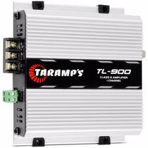Modulo Taramps 300w 1 Canal P/ Corneta Driver Tweeter 6 6x9