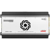 Modulo Booster 3000w 4 Canais 4 X 750w - 1500w Rms