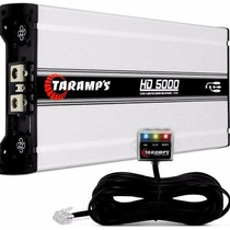 Modulo Taramps Hd5000 5000w Rms Amplificador 1 Canal 1 Ohms