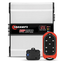 Modulo Taramps Dsp 2500 Digital 2500w Rms + Controle Taramps