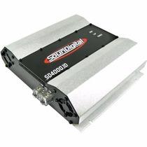 Módulo 4000 W 4000 Rms Sound Digital