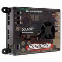 Sound Digital Potencia 600w 600 Rms!