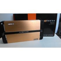 Amplificador 4 Canais Audiophonic Htech Blow Four + Rca
